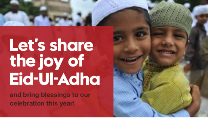 Projects | Send your Qurbani to those who need it the most