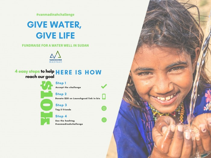 Projects Give Water Give Life Launchgood