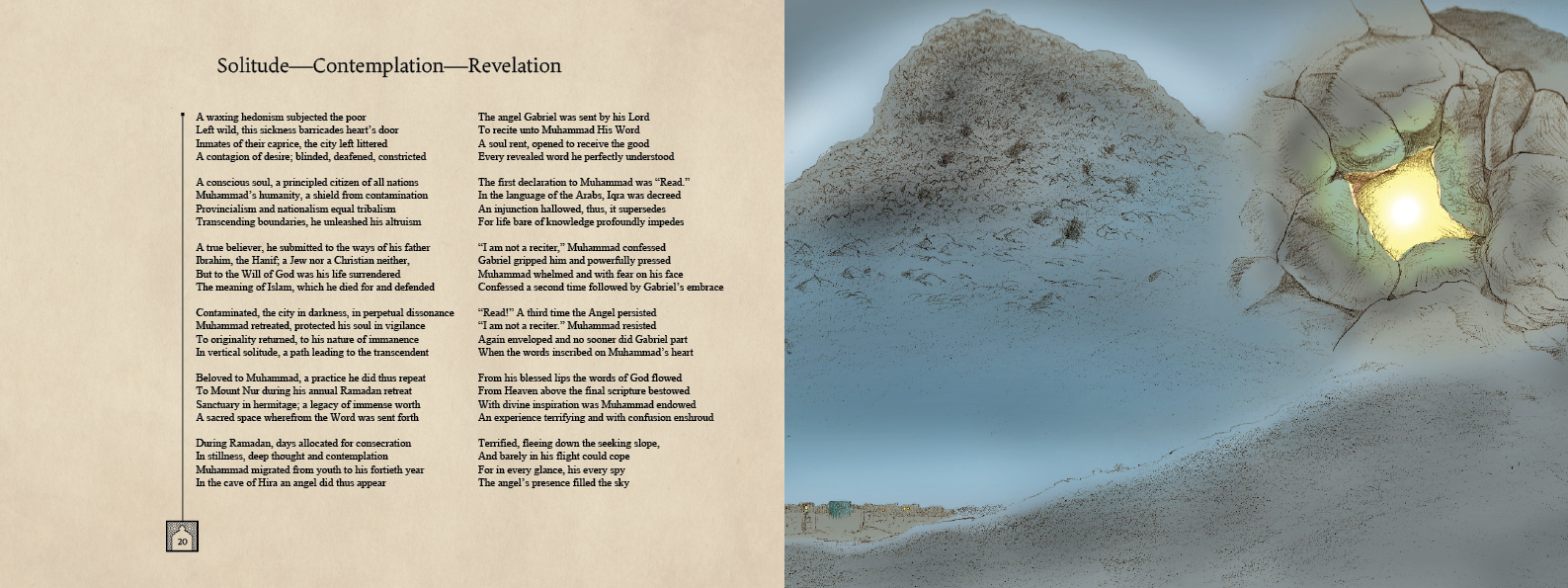 Projects | The Beloved Prophet ﷺ - An Illustrated Biography