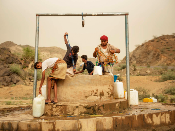 Projects Build A Water Well In Yemen In Memory Of My Grandmother Launchgood