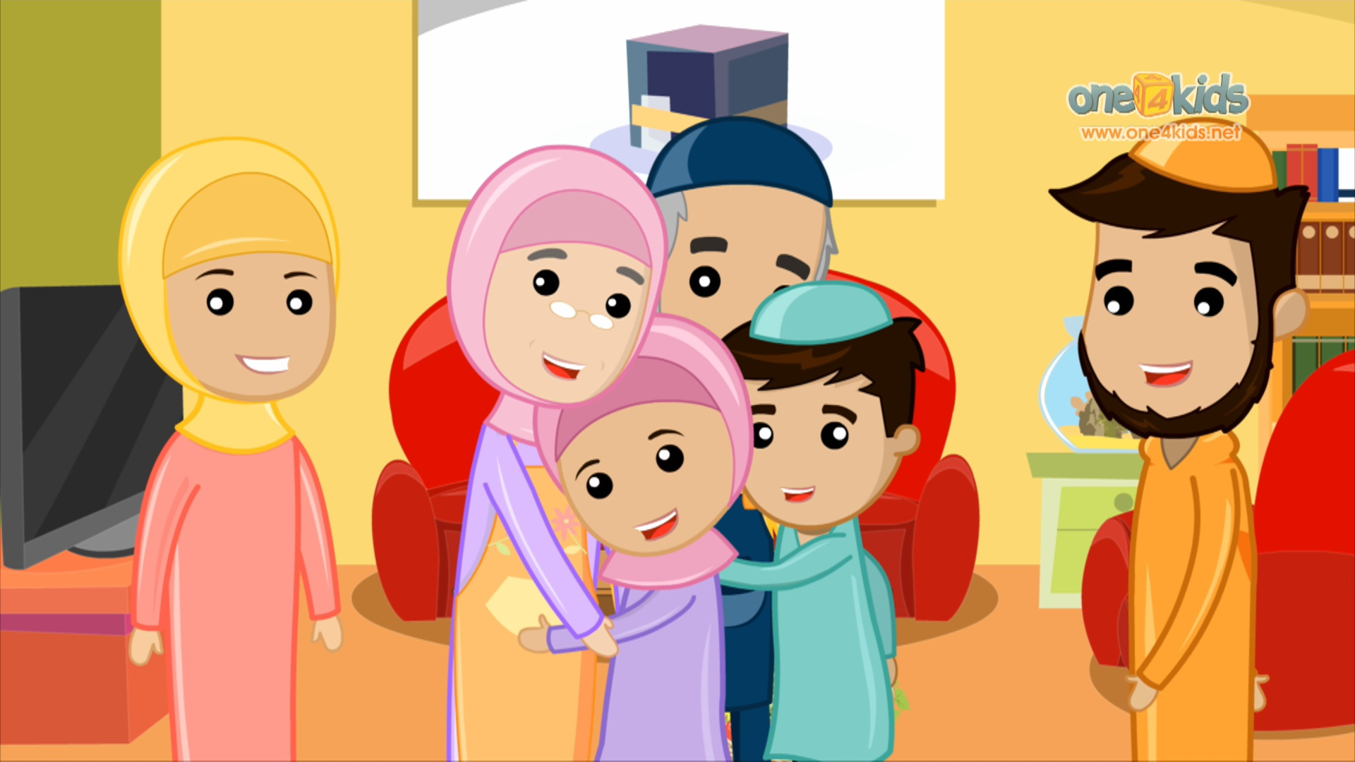 projects barakah hills cartoon series for children launchgood
