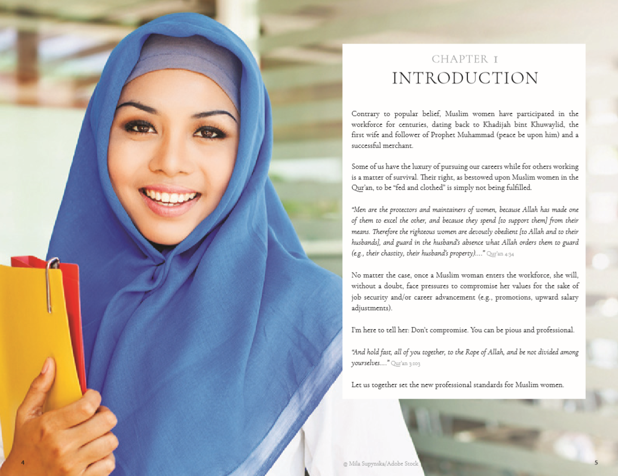 Projects | Pious & Professional: A Guide for Muslim Women in