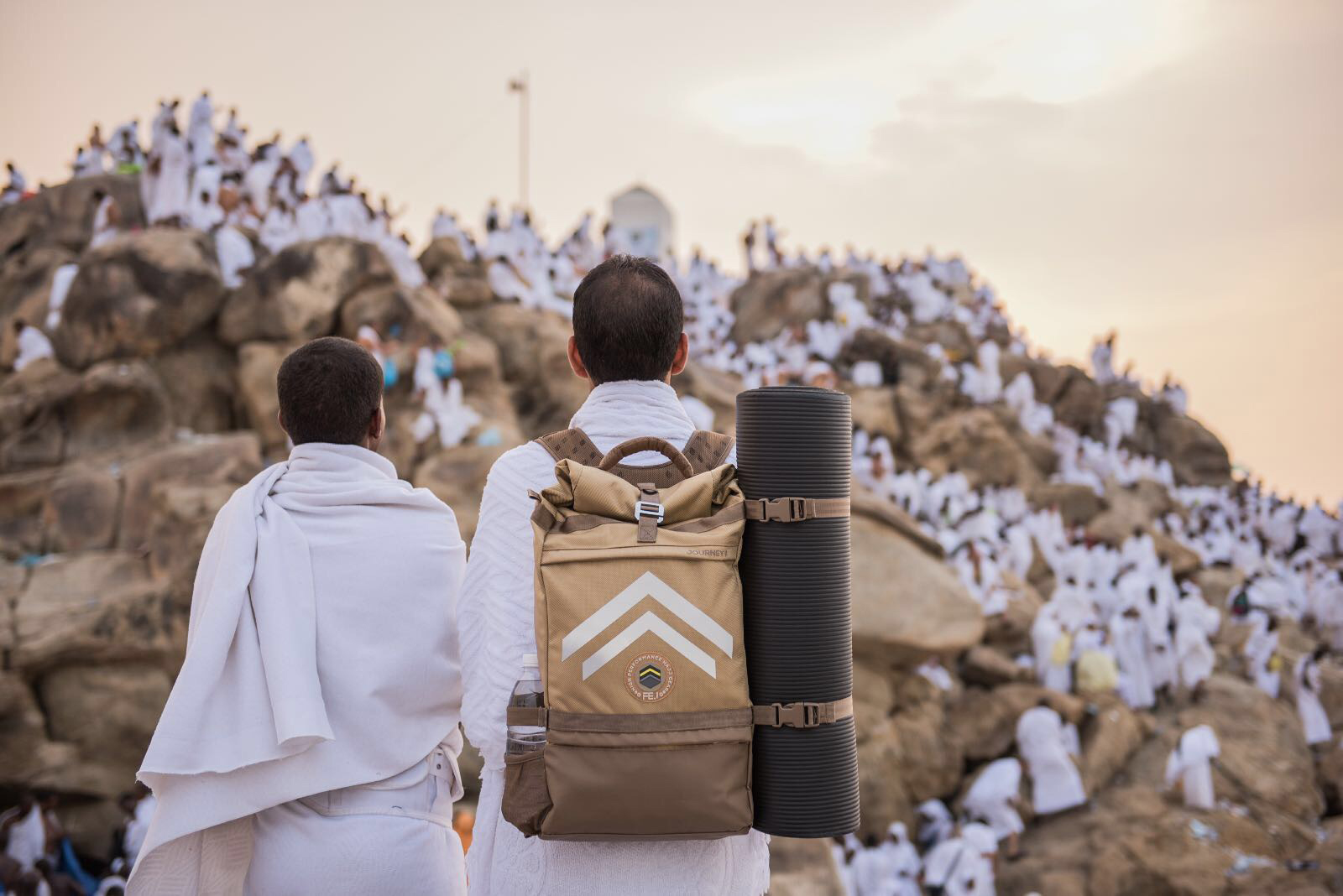 Projects | The World's First Hajj Backpack | LaunchGood