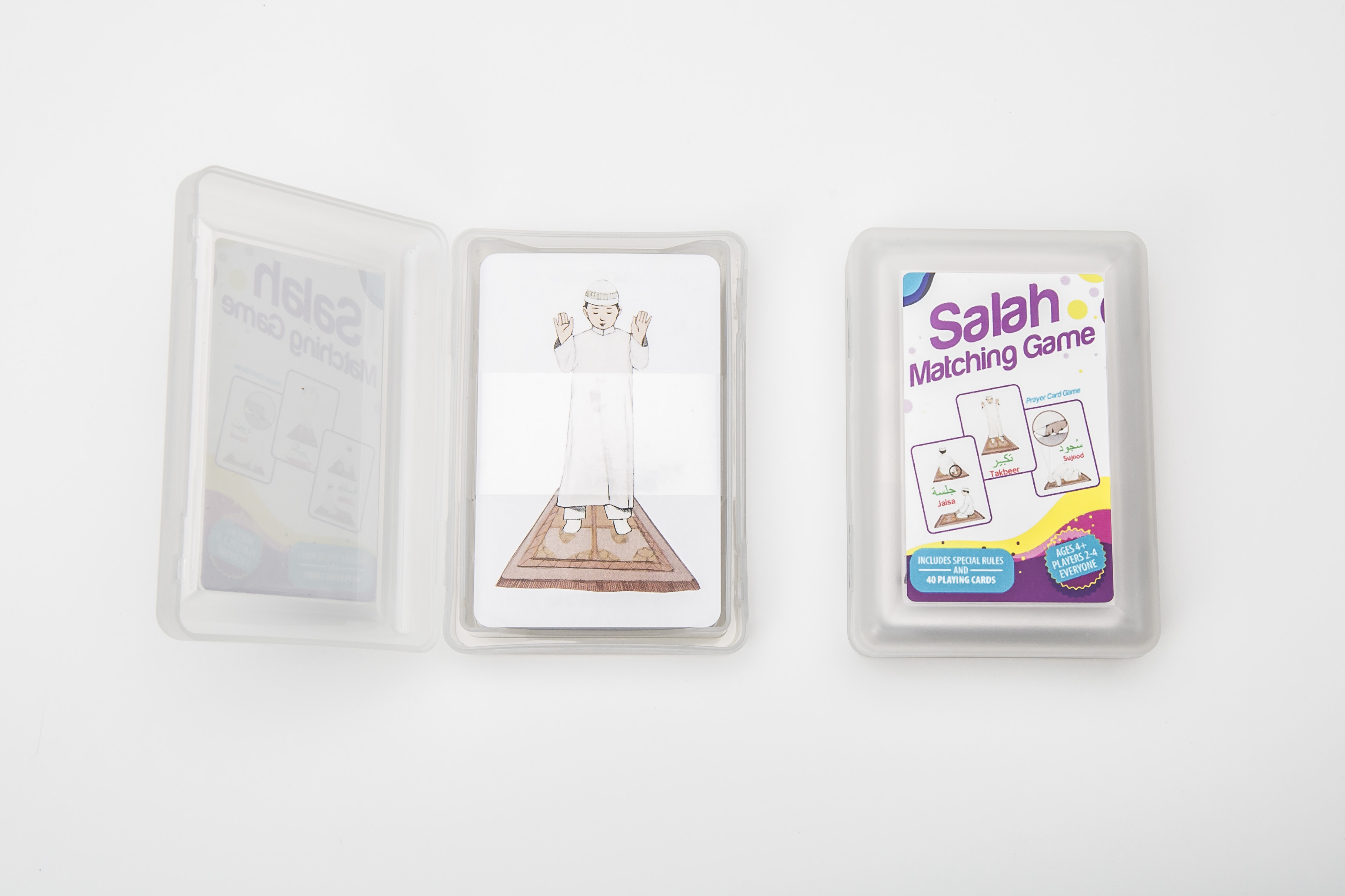 Projects   Salah Game   LaunchGood