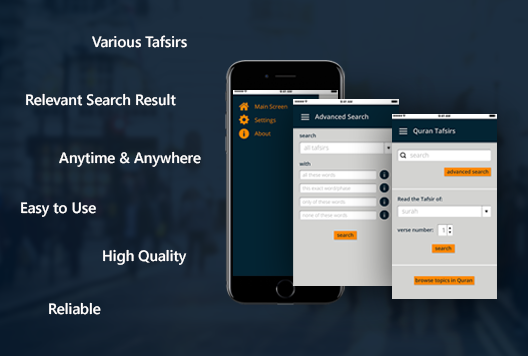 Projects | Quran Tafsirs Apps | LaunchGood