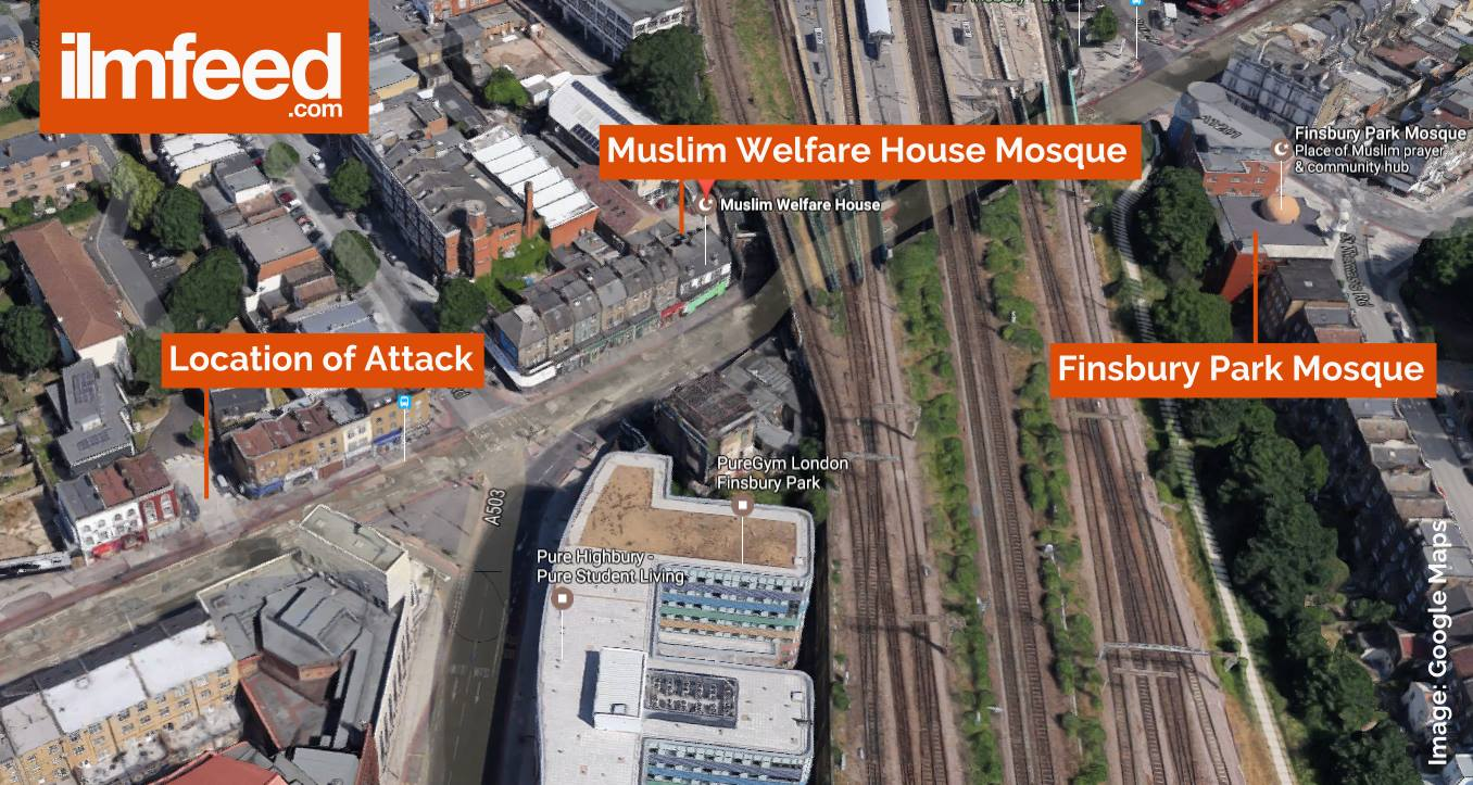 Projects | Help the Victims of Finsbury Park Mosque Attack | LaunchGood
