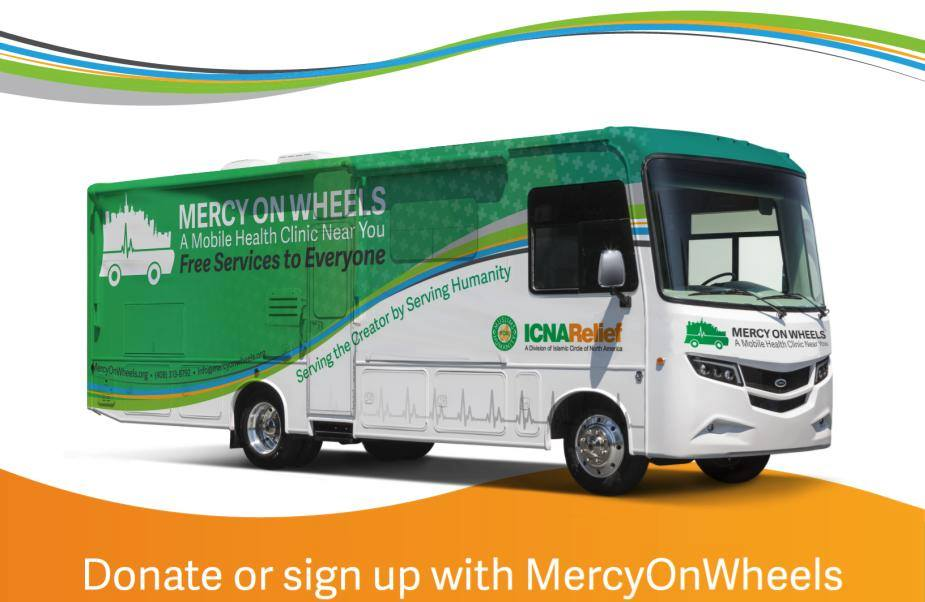 Projects | ICNA Mobile Health Clinic (Mercy on Wheels