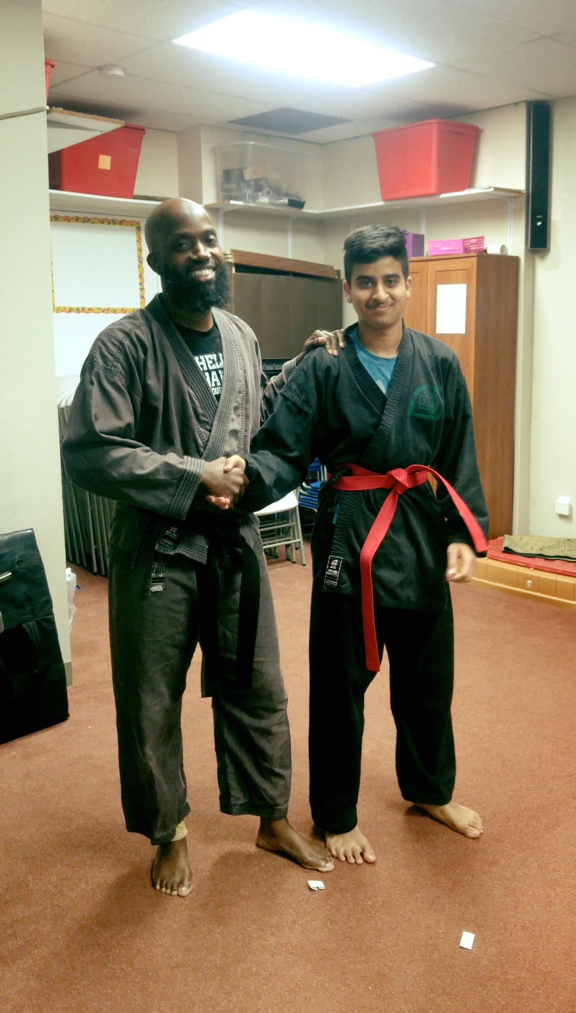 Projects | UMMA Martial Arts Project DH | LaunchGood
