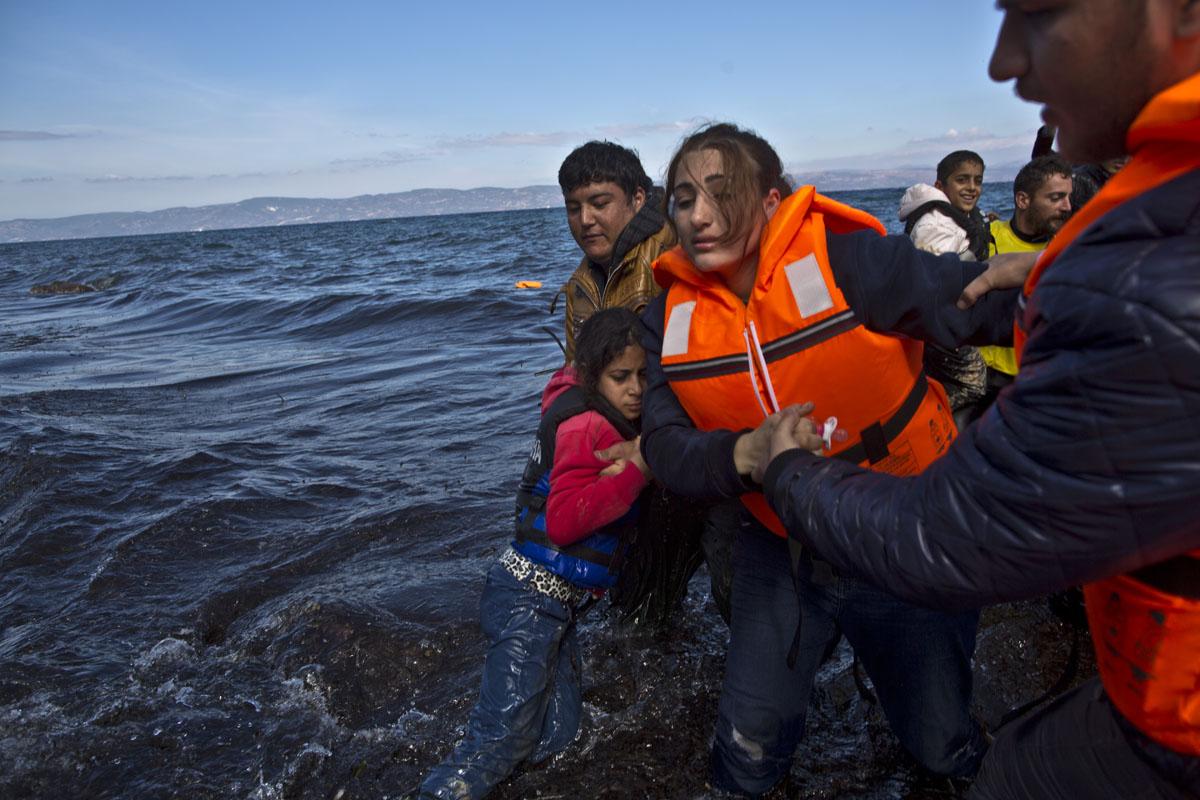 travel lesbos greek island limbo tourism refugee crisis future
