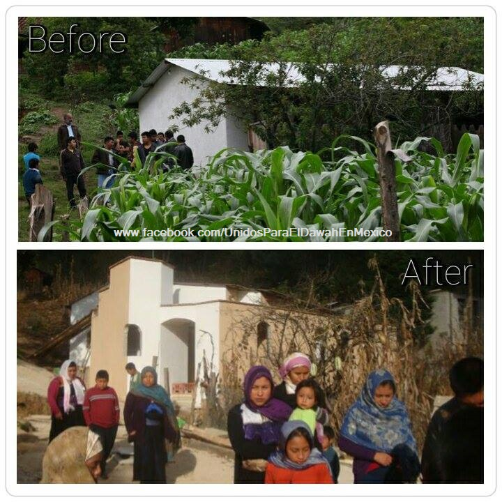 Chiapas peace house project