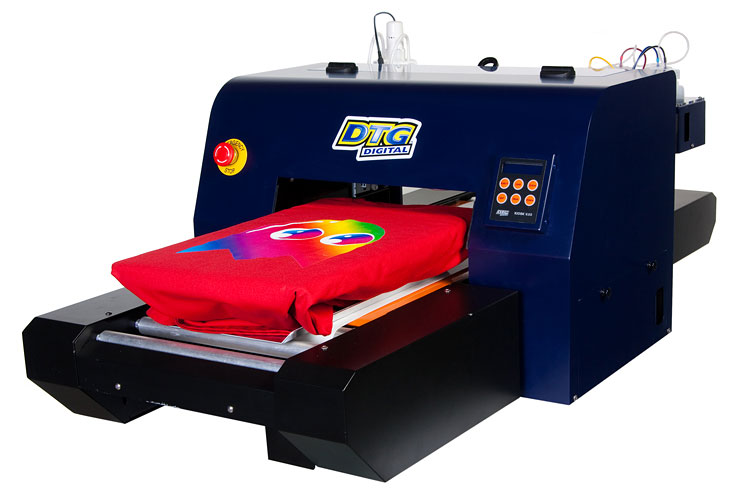 Projects print a new life launchgood for Machine for printing on t shirts