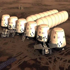 mission mars one pods - photo #1