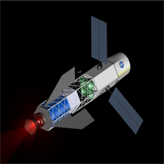 Fusion Propelled Rocket