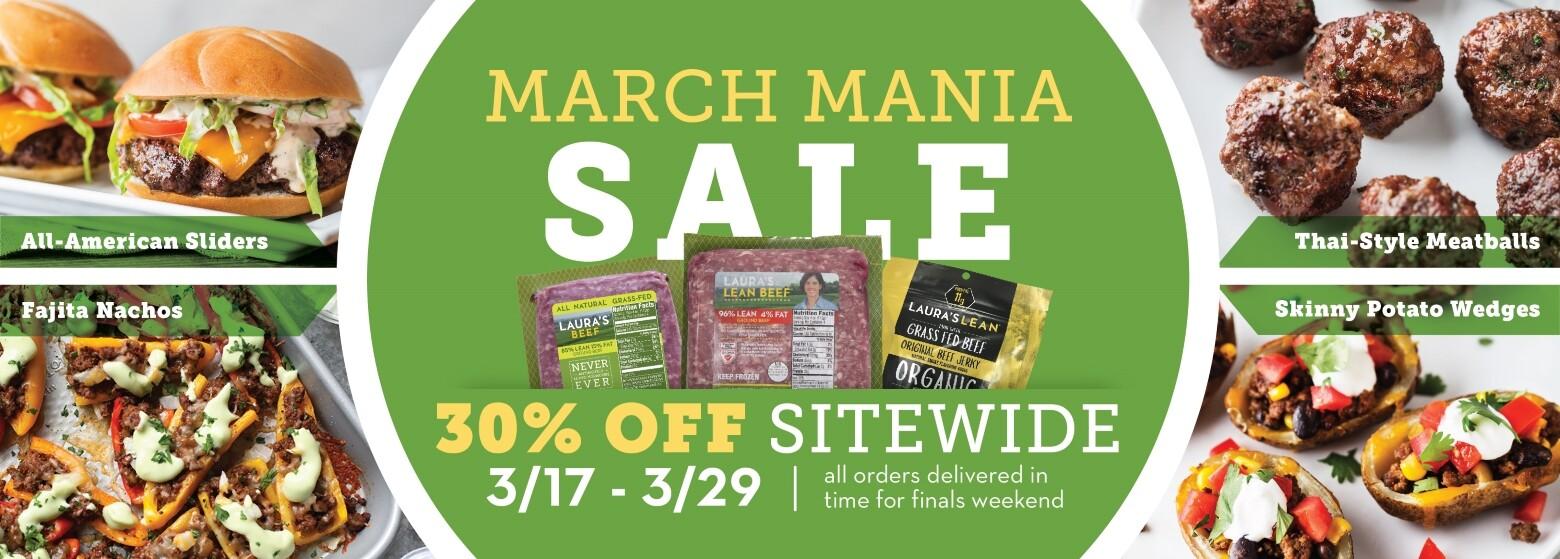 March Mania Sale
