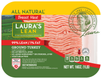 99% Lean Ground Turkey