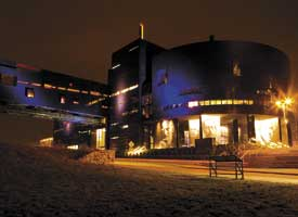 Guthrie Theater. Photo by Hubert Bonnet