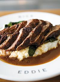 Spicy Steak. Photos by Hubert Bonnet