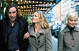 (From left) Steve Coogan, Elisabeth Shue, and Amy Poehler in Hamlet 2. Photo © Focus Features