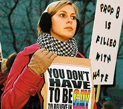 November 15 Minneapolis Protest. Photo by Sophia Hantzes