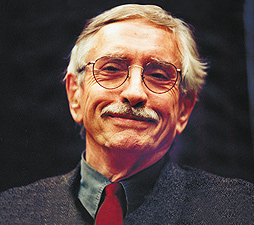 Edward Albee. Photo by Jerry Speier