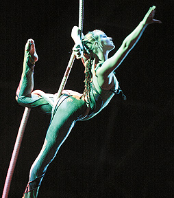 Circus Juventa. Photos by Corey Gordon and Lori Ulm