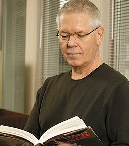 Dan Hanson. Photo Courtesy of Quatrefoil Library