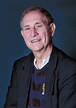 Wally Swan. Photo by Hubert Bonnet