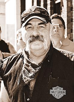Bob Jansen. Photo by Sophia Hantzes