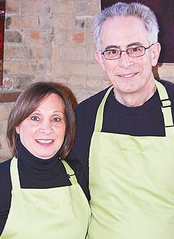 David and Cindy Bearman. Photo Courtesy of David and Cindy Bearman