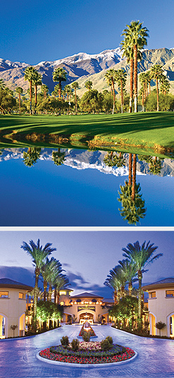 (Above) Mesquite. (Below) Spa Resort Casino. Photos Courtesy of Palm Springs Bureau of Tourism.