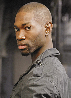 Tarell Alvin McCraney. Photo Courtesy of Guthrie Theater.