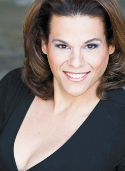 Alexandra Billings. Photo Courtesy of Alexandra Billings