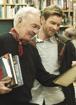 Christopher Plummer (left) and Ewan McGregor in Beginners. Photo © 2011 Focus Features
