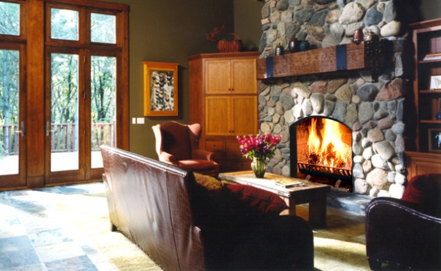 Put Another Log On The Fire | Lavender Magazine