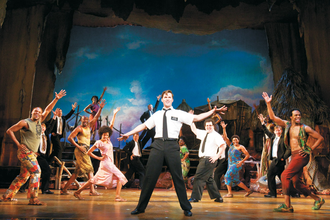 The Book of Mormon. Photo by Joan Marcus