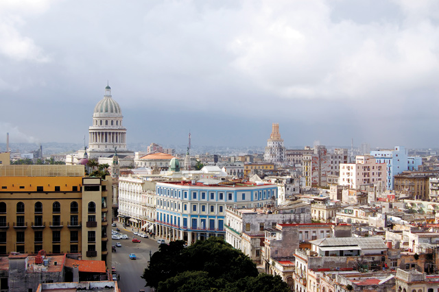Havana, Cuba. Photo courtesy of Stock.xchng