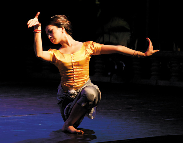 Northrop Dance Presents Khmer Arts Ensemble. Photo by Lim sokchanlina