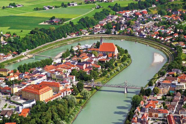 Salzburger Seenland, Obenrdorf. Photo courtesy of salzburger-seenland.at.