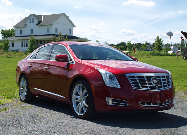 2013 Cadillac XTS AWD Premium Collection - All Photos by Randy Stern