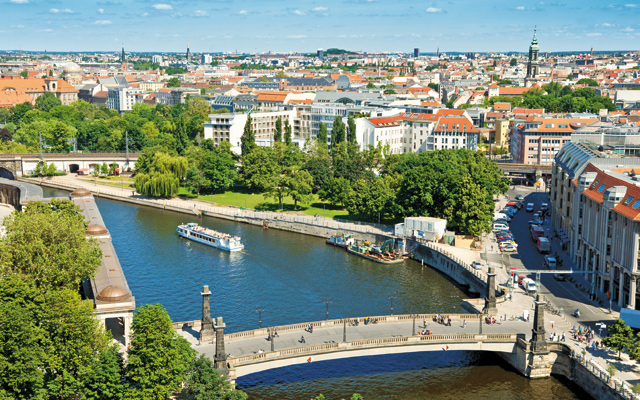 Berlin, Germany. Photo courtesy of iStockphoto