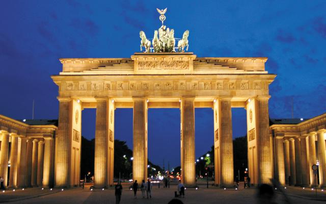 Brandenburg Gate. Photo courtesy of stock.xchng