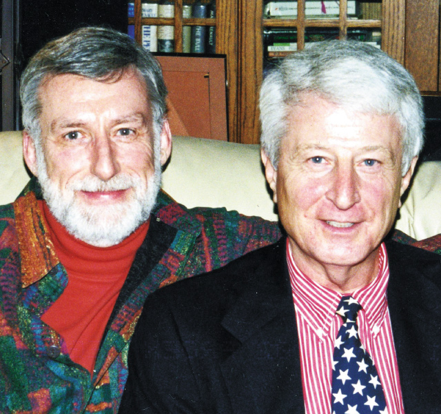 Jack Baker and Michael McConnell