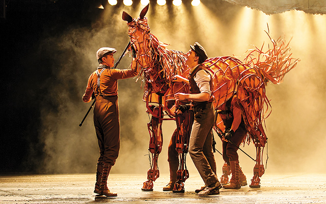 War Horse. Photo by Brinkhoff/Mögenburg.