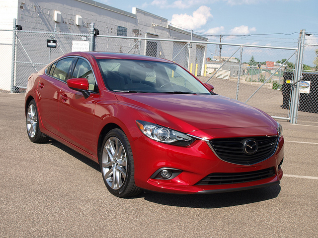 2014 Mazda6 Grand Touring - All Photos by Randy Stern