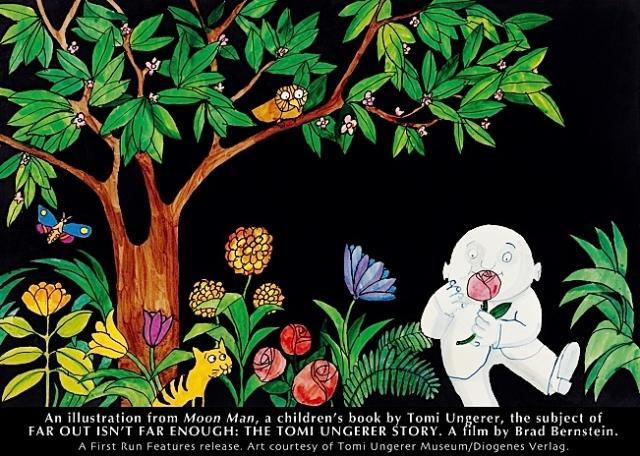 Art courtesy of Tomi Ungerer Museum / Diogenes Verlag.