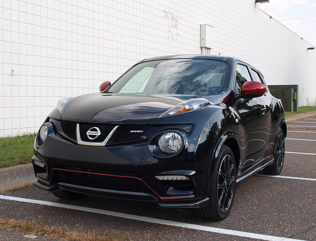 2013 Nissan Juke NISMO - All Photos by Randy Stern