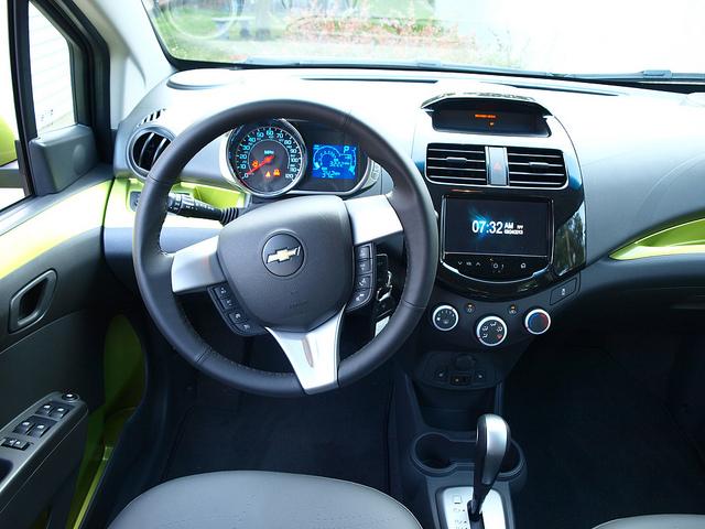 Chevrolet Spark 2