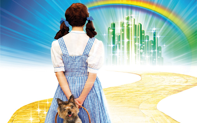 Andrew Lloyd Webber's The Wizard of Oz. Photo courtesy of the Ordway