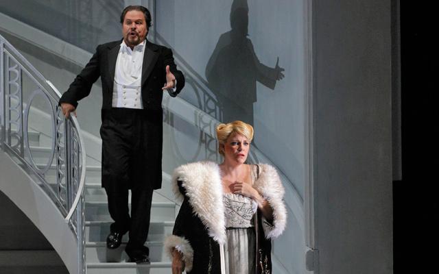 Arabella. 2012 © Ken Howard for Santa Fe Opera