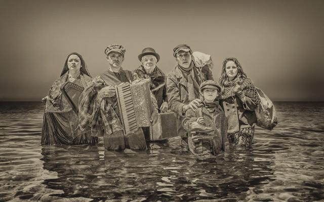Steerage Song. Photo by Tom Sandelands